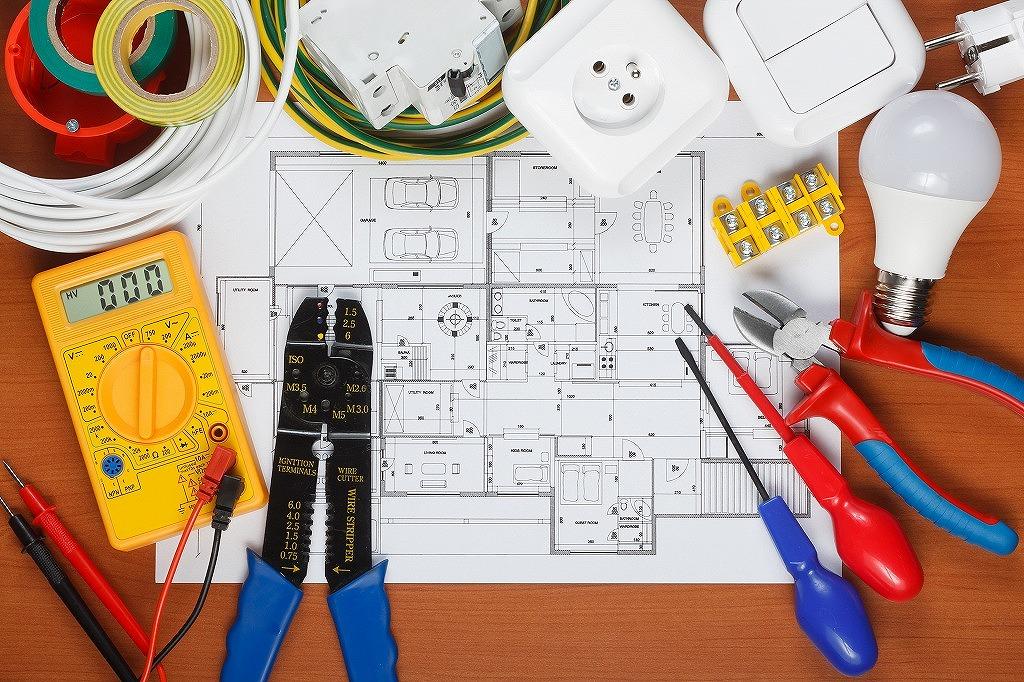 電気工事の現場管理で行う業務や活かせるスキルはどんなもの?